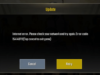 Cara Mengatasi Internet Error, No Network, Lag Internet di PUBG Mobile Android & IOS