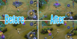 Mobile legends Mod Drone View