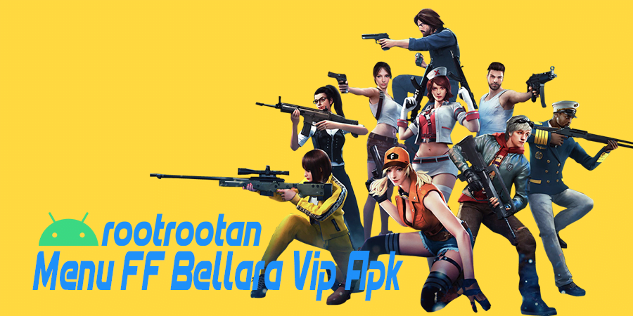 Download Mod Menu FF Bellara Vip Apk Terbaru