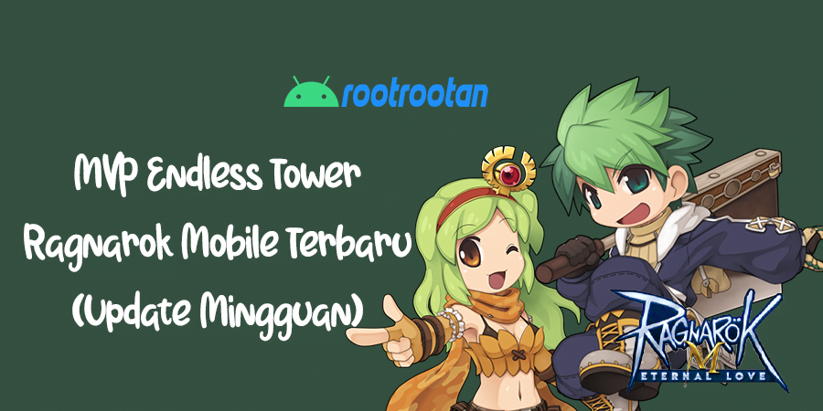 Daftar MVP Endless Tower Ragnarok Mobile Terbaru