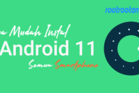 instal android 11