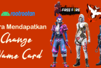change name card ff