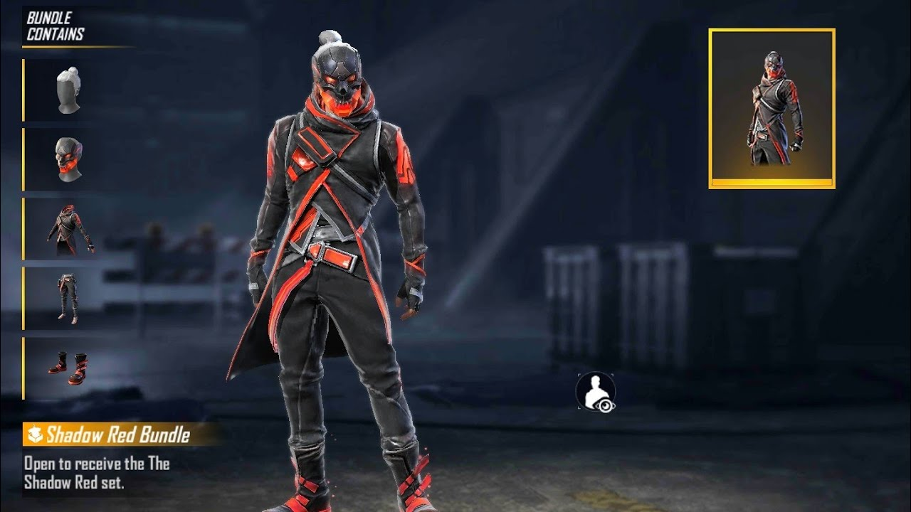 The Shadow Red Bundle