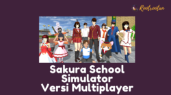Sakura School Simulator versi Multiplayer