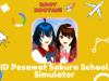 ID Pesawat Sakura School Simulator